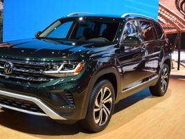 The 2021 Volkswagen Atlas was unveiled at the Chicago Auto Show, and is highlighted by new...