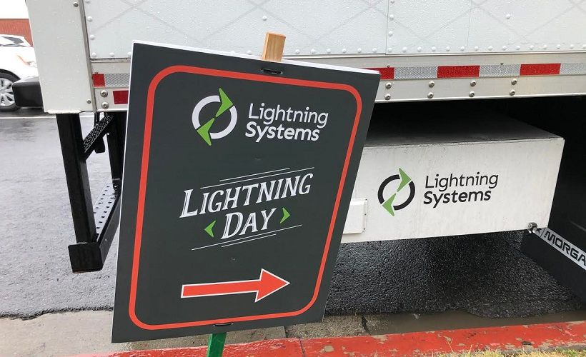 Lightning Systems' Lightning Day was held on March 11, 2020 at the Wondries Fleet Group...
