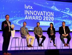 Winners of the 2020 Lytx Innovation Award participated in a panel discussion about their fleet...
