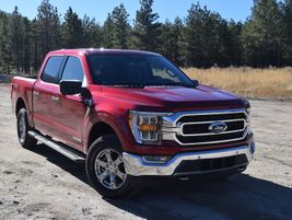 The available 3.5 - liter PowerBoost full hybrid powertrain for 2021 Ford F-150 produces 430...