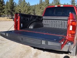 Maximum payload increases to 3,325 pounds with gains across most trim levels and configurations....