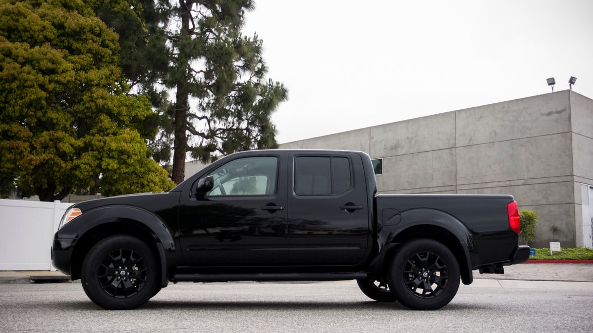 Nissan will again offer its Frontier in five trim grades, including S, SV, Pro-4X, Desert...