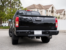 The 2018 Frontier starts at $19,965 for the base model. The tested model (shown) would retail...