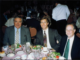 At the 1993 Maggie Awards, an event hosted by the Western Publishers Association.