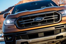 Ford's 2019 Ranger Midsize Pickup