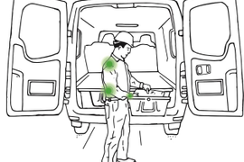 How to Avoid Cargo Handling Injuries