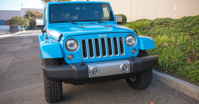 The Wrangler JK is the third generation of hte nameplate since 1987, when Chrysler purchased...