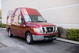 Nissan's 2018 NV Cargo Van
