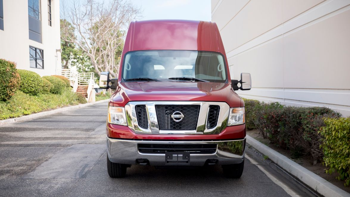Nissan offers two roof configurations, including standard and high, and three grades (S, SV, and...