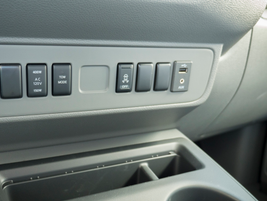 The NV offers plenty of switches that can be configured by aftermarket equipment suppliers.