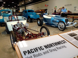 The final 2015 NAFA Pacific Northwest Chapter Meeting was held at the World of Speed Museum in...