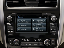 The automaker's NissanConnect infotainment system provides Bluetooth hands-free connectivity,...