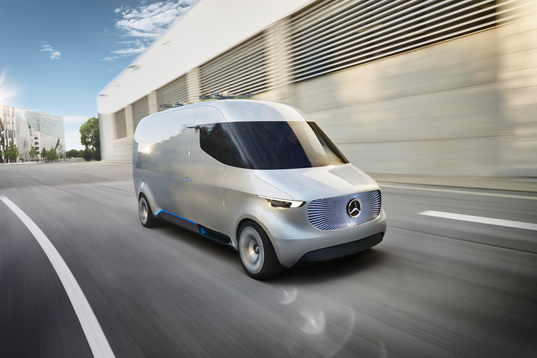 Mercedes-Benz Future Vision Van