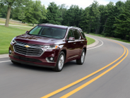 The standard powertrain is a new 3.6L V-6 paired with a 9-speed transmission.