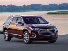 The 2018 Traverse adds two trim grades, including RS and High Country.