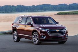 Chevrolet's 2018 Traverse