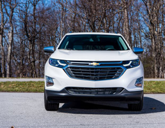The 2018 Equinox will offer a trio of engines, including a diesel-fueled 1.6-liter four-cylinder.