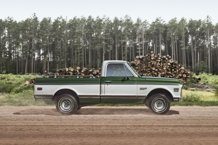 1967-1972: The second generation C/K trucks, included the 1967 C/K 10. The compact truck, the...