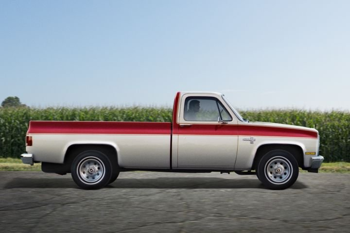 1973-1987: The third generation C/K included the 1973 C30 One-Ton Dually debut.