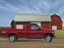 1988-1998: The fourth generation C/K trucks were built on the GMT 400 platform and were the...