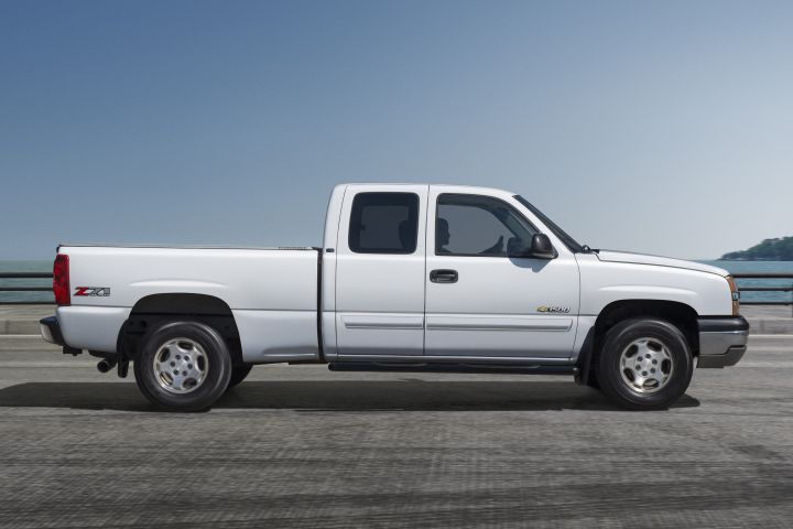 1999-2006: The first-generation Silverado on the GMT 800 platform introduced a new line of...
