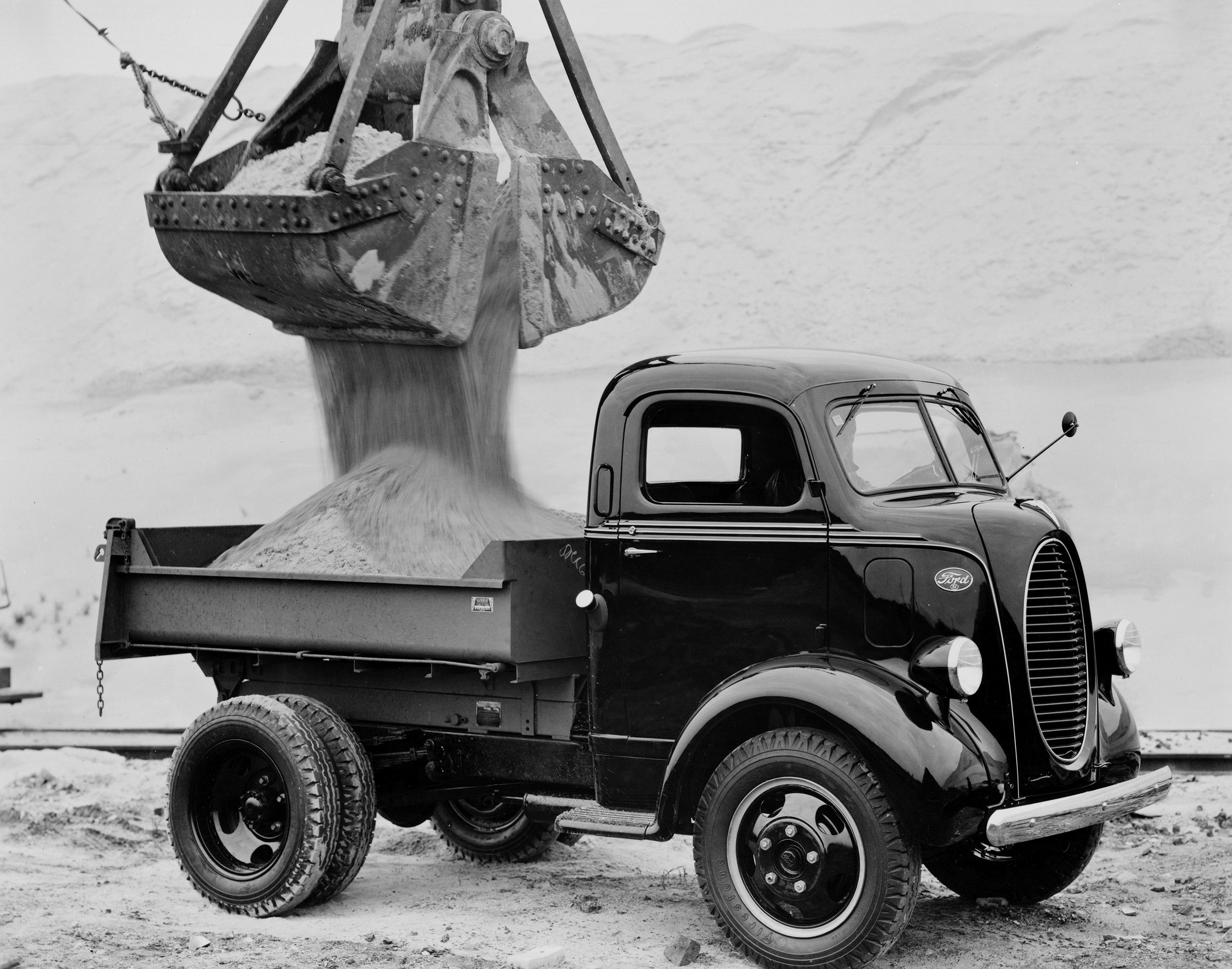 History of Ford Work Trucks in Pictures