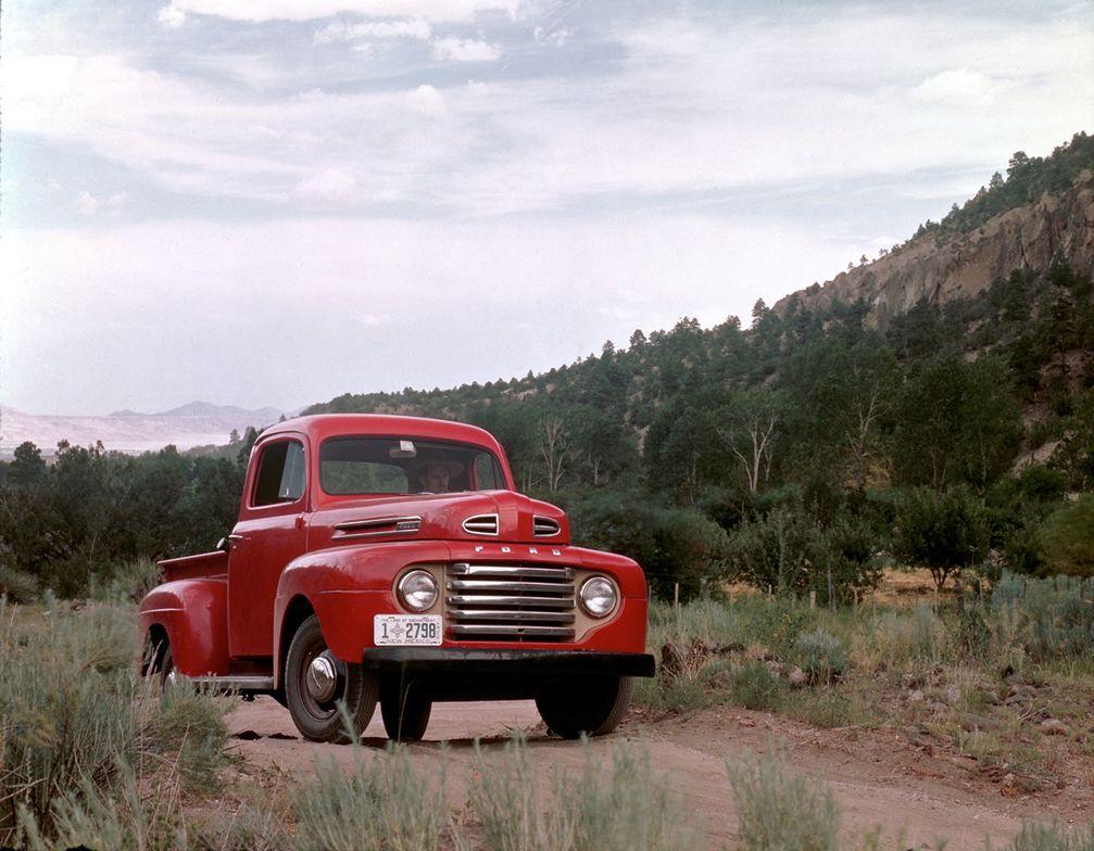 1948 F-1 pickup