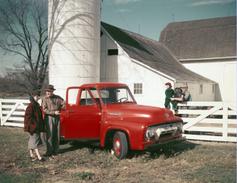 1954 F-100 pickup