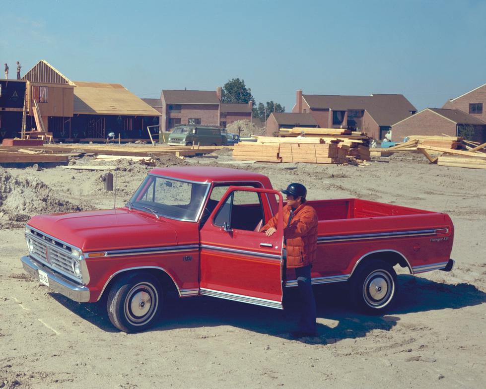 1975 F-150 pickup