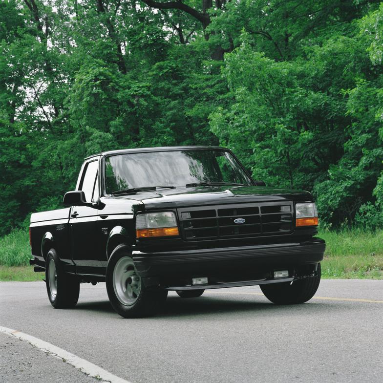 1993 F-150 Lightning pickup