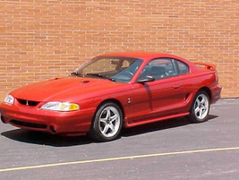 The Mustang was redesigned for a fourth generation for 1994 based on the updated Fox-4 platform....