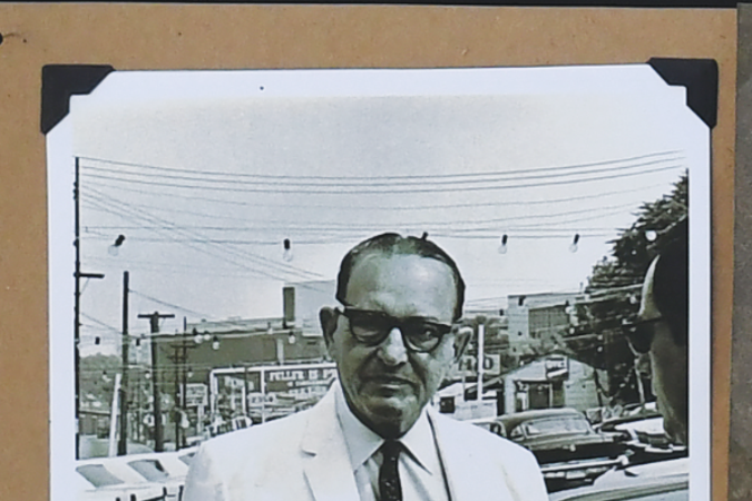 The name Mike Albert goes back a long way in the automobile business history of Cincinnati,...