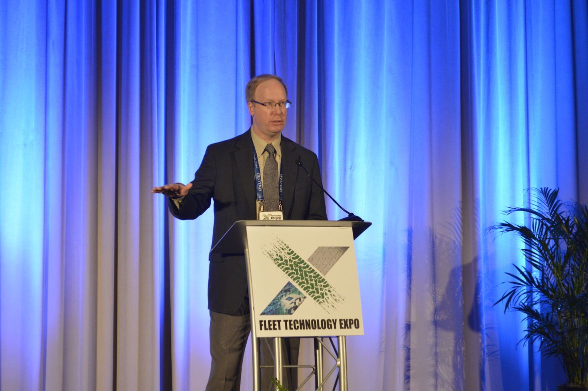 NHTSA's Tim Johnson discusses how vehicles have gotten safer and the work his research group has...