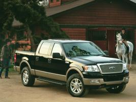 2004 F-150 pickup