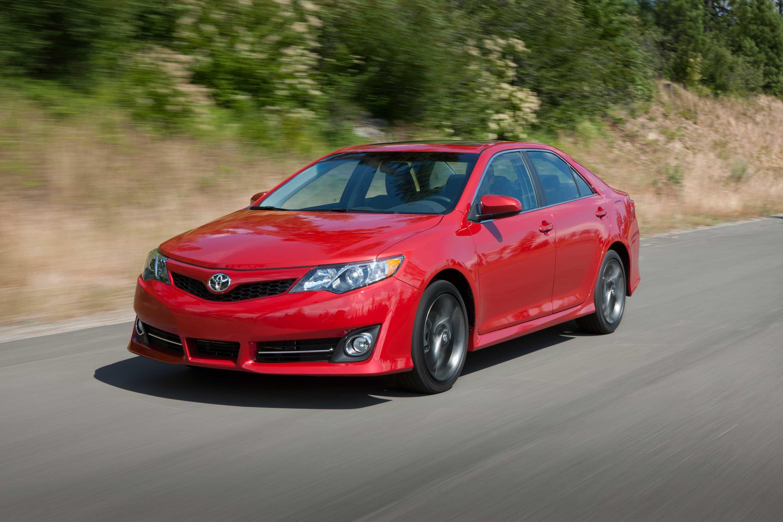 Toyota's Camry and Camry Hybrid Sedans