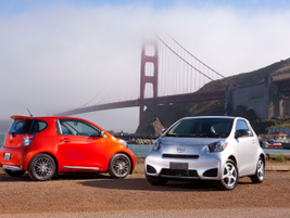 Scion said the iQ will be available in seven exterior colors, including Blizzard Pearl, Classic...