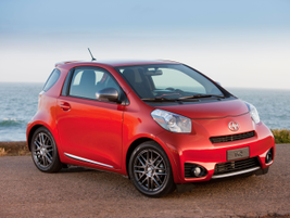 The 2012-MY Scion iQ's MSRP is $15,265.
