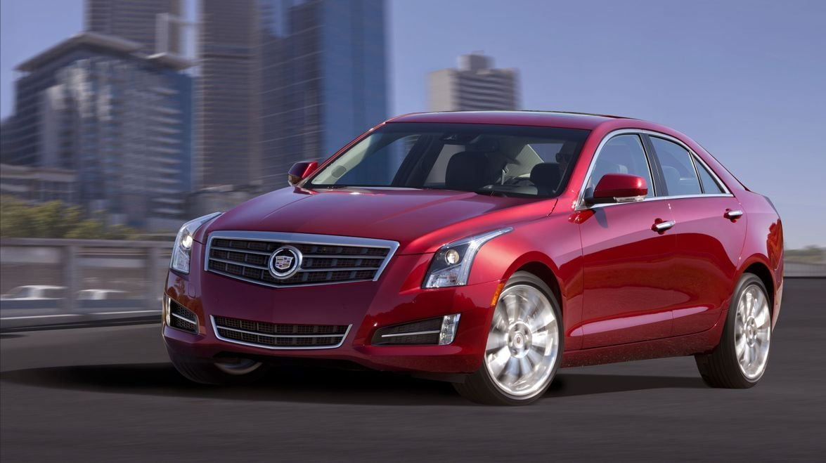 The ATS features an active grille shutter system, which closes shutters on the vehicle at...