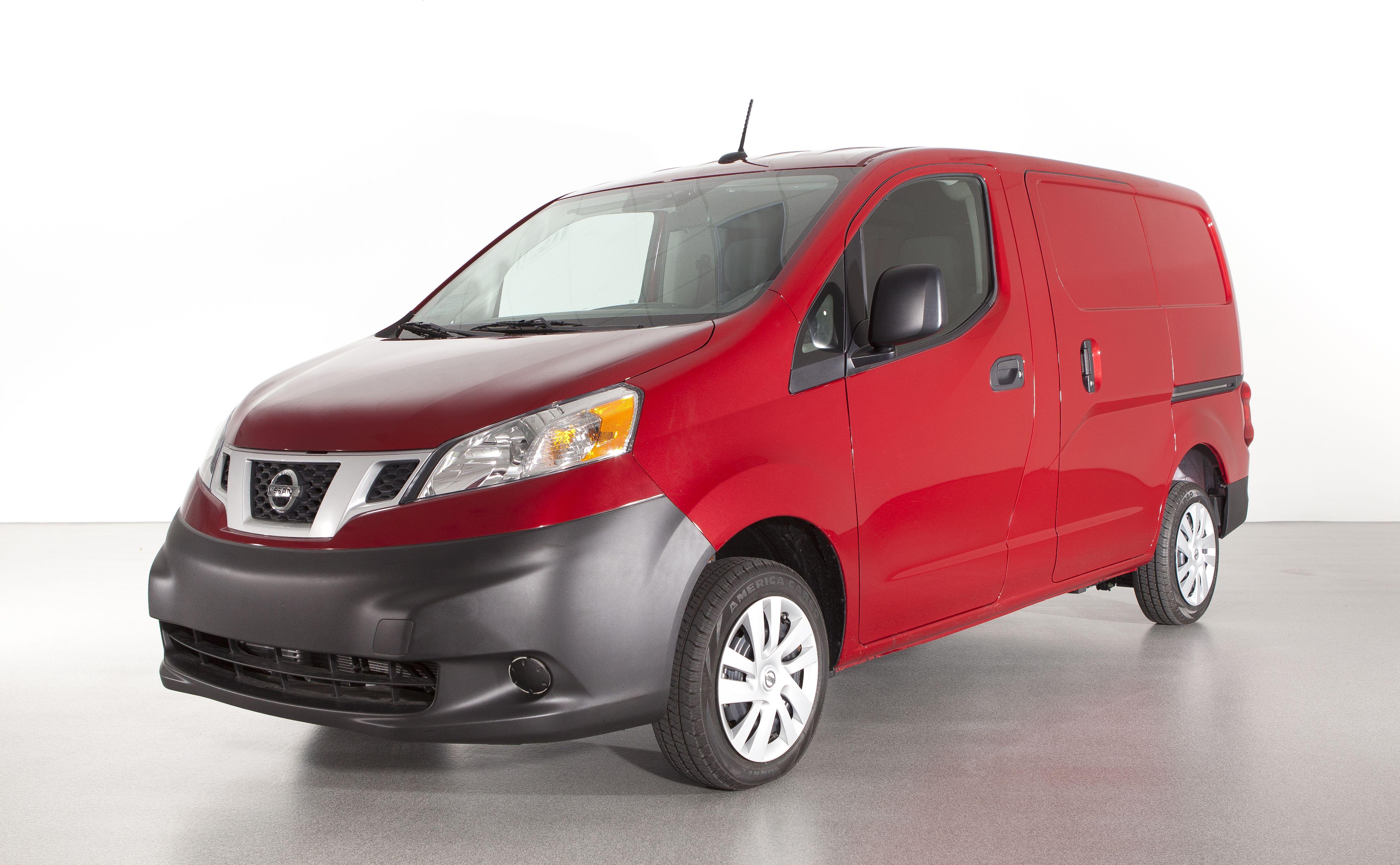 Nissan's 2013 NV200 Cargo Van