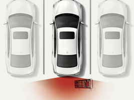One feature in Nissan's Safety Shield technology suite includes Moving Object Detection.