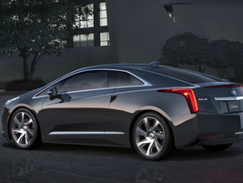 The ELR has an all-electric operational range of 35 miles.