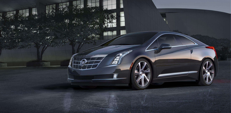 2014 Cadillac ELR Luxury Car