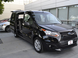 Ford has improved fuel economy on the 2014 Transit Connect from the 2013 model-year. The vehicle...