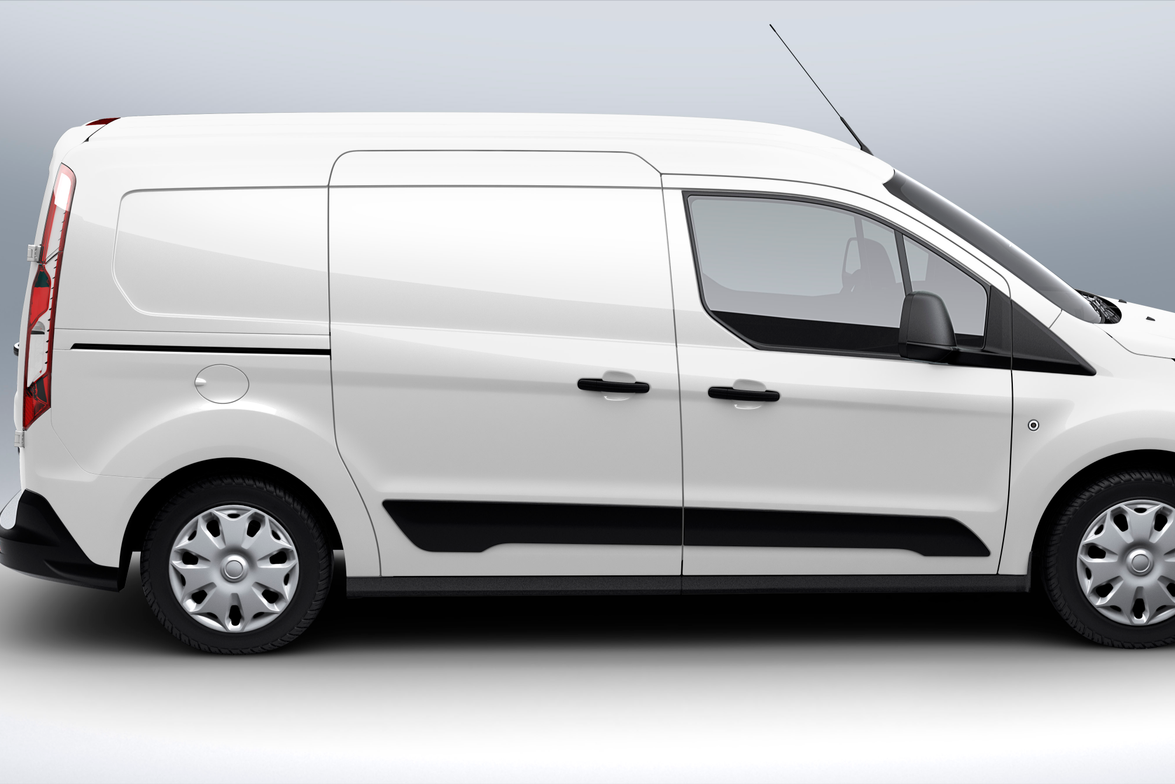 The all-new Transit Connect Van offers two engine choices, a 1.6L EcoBoost engine and the...