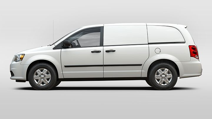 The C/V offers 155.5 cubic feet of cargo space and a driving range of 500 miles.