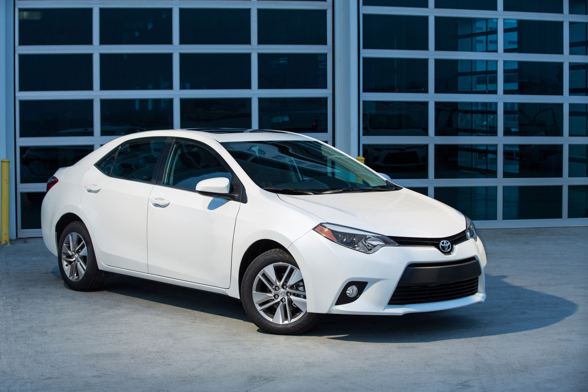 The 2014 Corolla LE Eco model. The Eco grade features a Valvematic-equipped engine that boasts...
