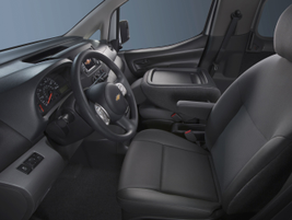 The LT model includes tech upgrades such as keyless entry, headed power mirrors, and backup sensors.