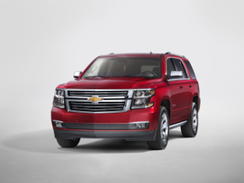 The 2015 Chevrolet Tahoe will be available at dealerships during the first quarter of 2014....