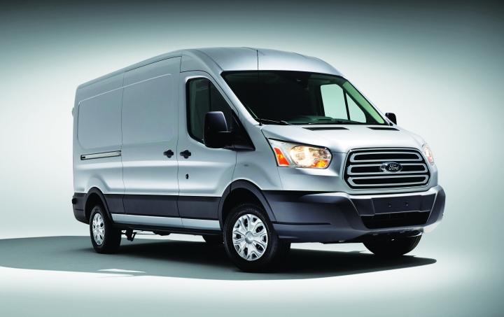 New Cargo Vans