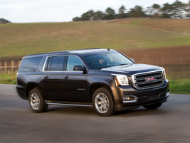GMC redesigned the Yukon Denali XL for the 2015-MY.